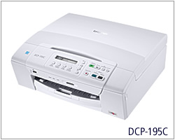 imprimante brother dcp-195c