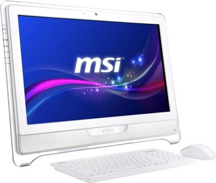 MSI Wind Top AE2211 AHCI eSATA Drivers for Windows
