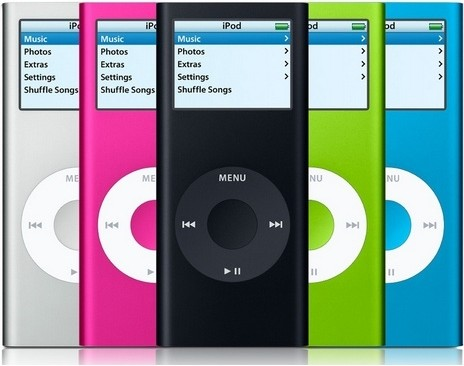 apple ipod nano second generation 2 4 8gb descargar rh nodevice es
