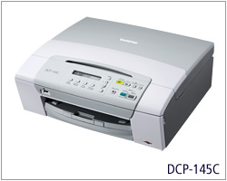 DRIVERS UPDATE: BROTHER DCP-145C SCANNER