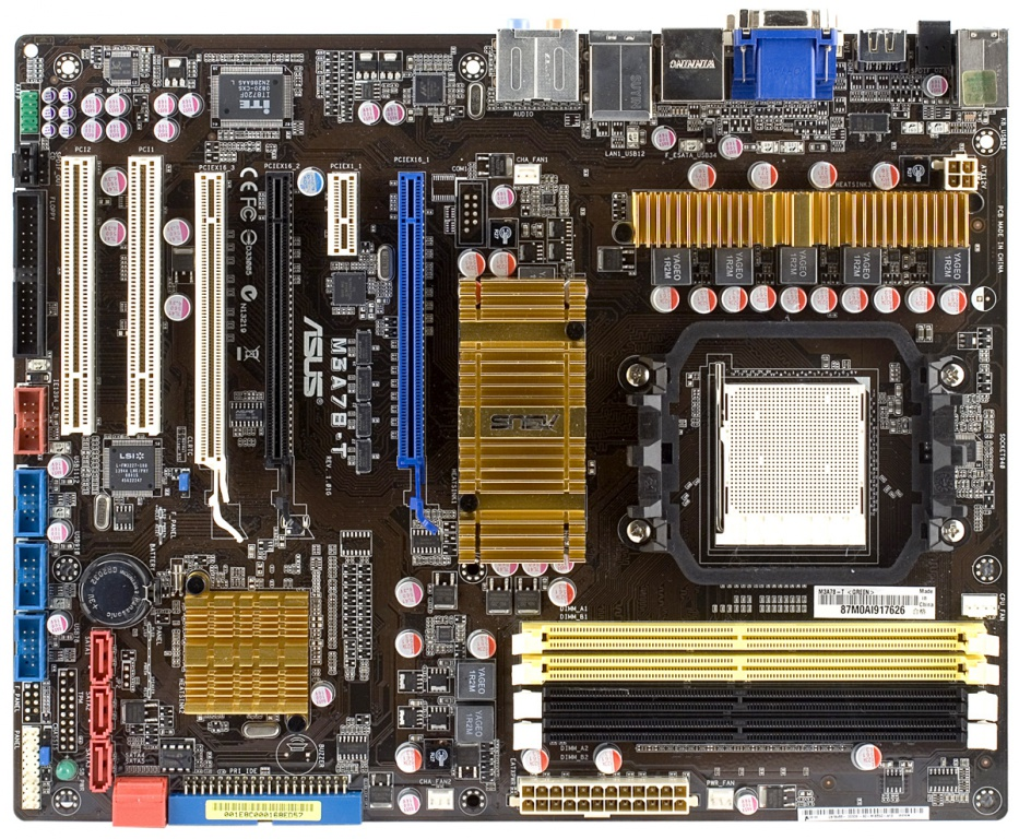 Asus M3A78 Drivers (2019)