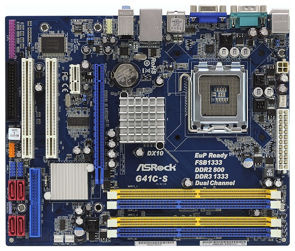 ASROCK G41C-S MOTHERBOARD DRIVERS WINDOWS 7 (2019)