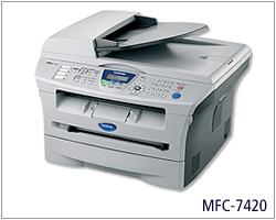 BROTHER MFC-7410 DRIVER WINDOWS