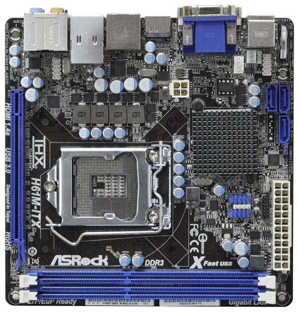 Asrock H61M-ITX Intel Management Drivers for Windows Download
