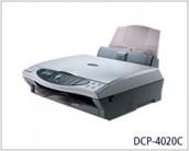 Brother DCP-4020C